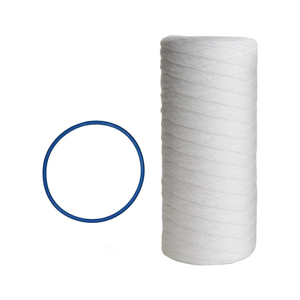 Pelican Water Replacement 10 in. Sediment Filter & O-Ring