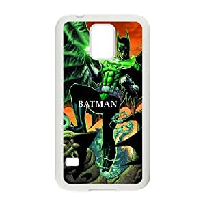 Samsung Galaxy S5 Phone Case for Batman pattern design