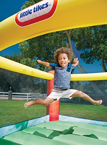 516tfbMxwyL - Little Tikes Jr. Jump 'n Slide Bouncer