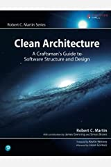 Clean Architecture (Robert C. Martin Series) Paperback