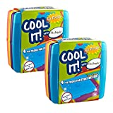 Fit and Fresh Cool Coolers Slim Lunch Ice Pack