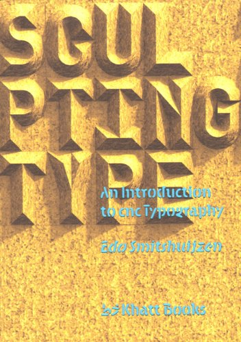 Sculpting Type  An Introduction To CNC Typography (English and Arabic Edition)