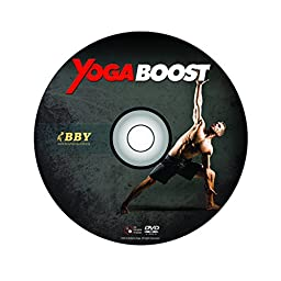 Yoga Boost: Beginner\'s Yoga System For Men And Women Who Don\'t Normally Do Yoga. Build Muscle, Lose Weight, Soothe Sore Muscles, and Relieve Stress