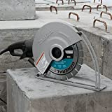 "Makita 4114X 14"" Electric Angle Cutter, with"