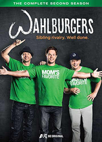 Wahlburgers: Season 2 [DVD] by A&E Home Video