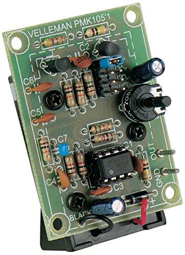 Velleman Generator (Velleman MK105 Signal Generator Kit, 1kHz Fixed Frequency)