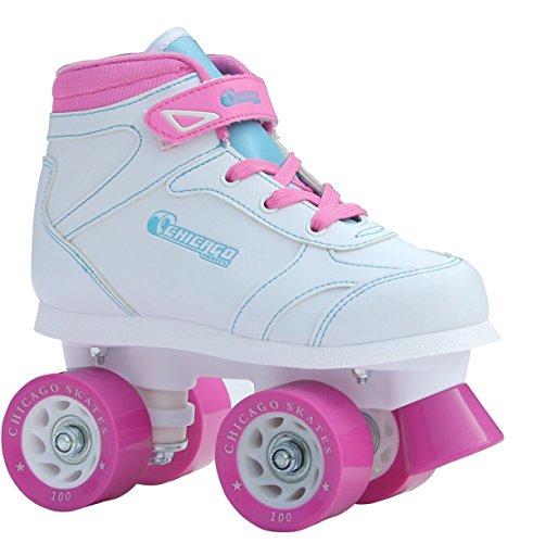 Chicago Girl's Sidewalk Skate