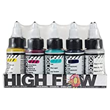 Golden High Flow Drawing Set Golden High Flow Drawing Set