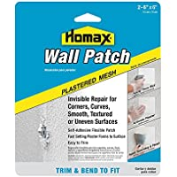 2-Pk. Homax Pre-Plastered Wall Patches