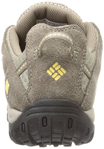 Rise Columbia Redmond Hiking Brown Shoes Women's Low xxHqwaR