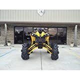 High Lifter 2012 Can-Am Renegade 800 R XXC Performance ATV Complete Snorkel Kit by SNORKL-C1R-P