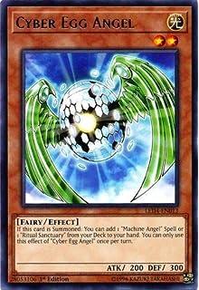 3xYugioh LED4-EN014 Merciful Machine Angel 1st Edition Super Rare