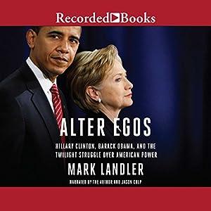 Alter Egos Audiobook