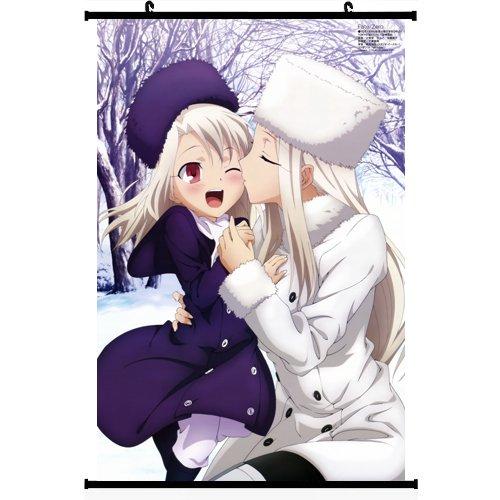Fate Zero Fate Stay Night Extra Anime Wall Scroll Poster Illyasviel von Einzbern &