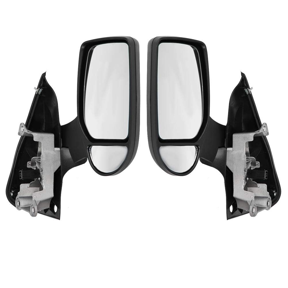 Wing Mirrors, Auto Electric Rear View Wing Door Mirrors for Transit MK6 MK7 1994-2014 Left Right Options(Right Mirror)