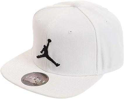 Nike Jordan Pro Jumpman Snapback Gorra, Unisex Adulto, Negro ...