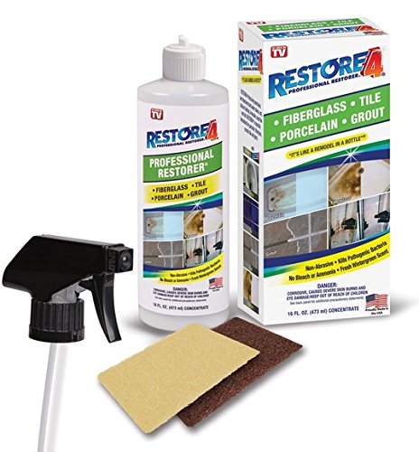 Restore 4 Professional Restorer ( 2 Pack) by Tristar Products Inc.