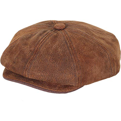 Stetson Burney Hat X Large Brown