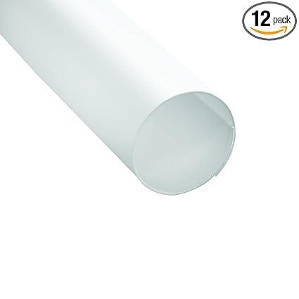 Amazon.com: Prime-Line MP6101 Shower Curtain Rod Cover, 60-Inch ...