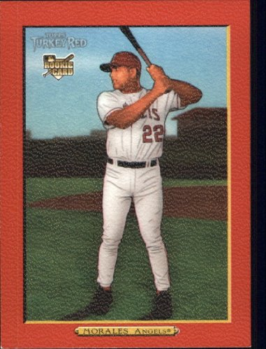 (2006 Topps Turkey Red Baseball Rookie Card #607 Kendry Morales)