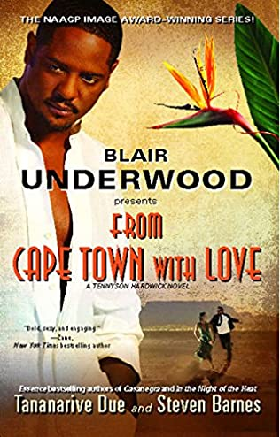 book cover of From Cape Town with Love