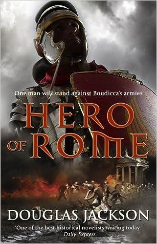 Hero of Rome: (Gaius Valerius Verrens 1): Amazon.es: Douglas Jackson: Libros en idiomas extranjeros