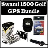 Izzo A43090 Swami 1500 Golfing Golf GPS Kit for Golfers