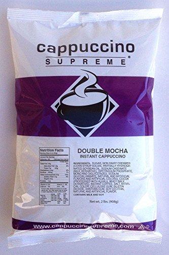 Cappuccino Supreme Double Mocha Instant Cappuccino Mix