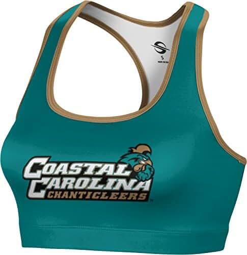ProSphere Women's Coastal Carolina University Crisscross Sports Bra