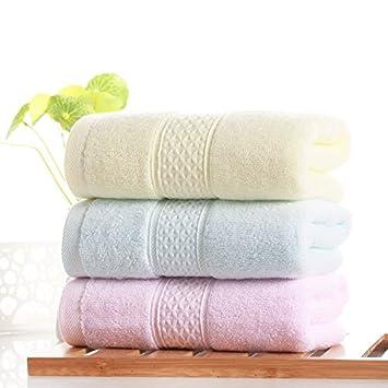 Algodón fave toalla espesa toalla lavado adulto (4 piezas): Amazon.es: Hogar