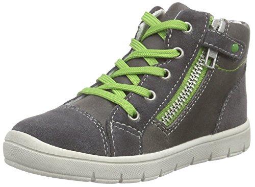 Indigo 351 007 - Zapatillas de running Bebé-Niños Gris - Grau (Dk.Grey 259)