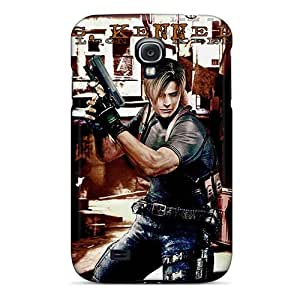 Premium Galaxy S4 Case - Protective Skin - High Quality For Leon