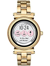 Access, Women's Smartwatch, Sofie Gold-Tone Stainless Steel, MKT5023