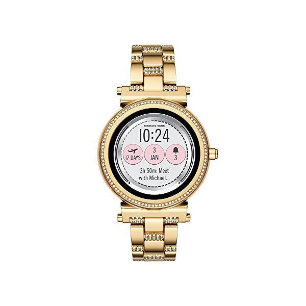 Michael Kors Access Sofie Touchscreen Smartwatch