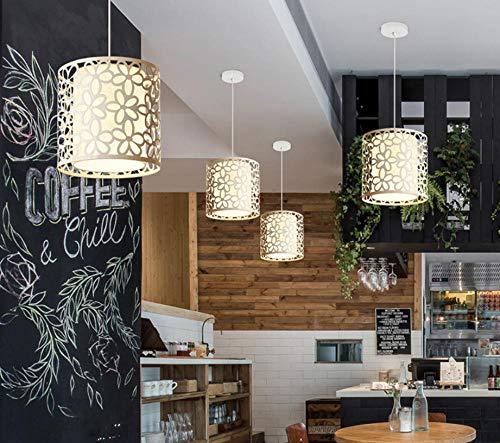 XIONGXI Lustre, Lampe décorative Moderne, Lampe Creuse, Lustre, plafonnier, bougainvillier