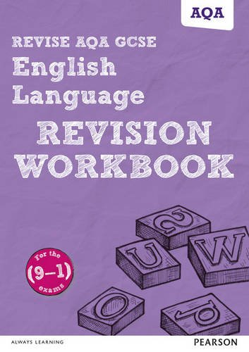 revise aqa gcse english language revision workbook for
