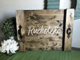 Personalized Serving Tray wood serving tray Monogram Tray Custom Serving Tray Wood Cheese Tray