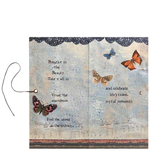 Kelly Rae Roberts Angel Ornament Card - THANKFUL HEART Photo #2