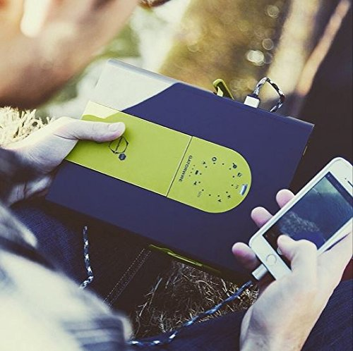 BayouTech OTG G4 Portable Solar Power Bank Charger and Battery Pack by Gatorwire (Image #7)