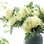 crystal004-5-Heads-Large-Flowers-Silk-Chrysanthemum-Artificial-Flowers-Marigolds-Autumn-Wedding-Home-Decorative-Fake-Plants-Branches-A8736Red