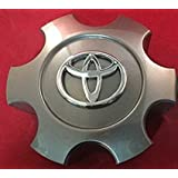 ONE NEW REPLACEMENT 2003-2006 Toyota Tundra 03-07 Sequoia wheel center cap hubcap SET 69940 CHARCOAL