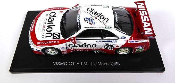 Opo 10 Kompatibel Mit Nissan Gt R Lm Le Mans 1996 Hoshino Hasemi Suzuki Spark 1 43 Für Hachette Japon 18 Spielzeug