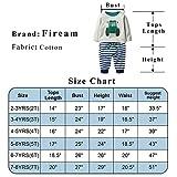 Fiream Boys Cotton Long Sleeve Clothing