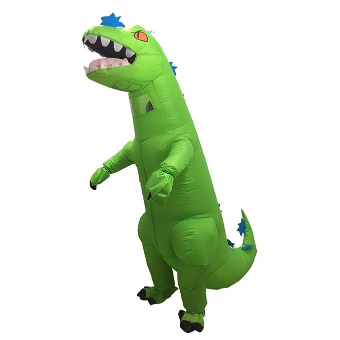 Amazon.com: Disfraz de dinosaurio T-Rex Halloween Traje de ...