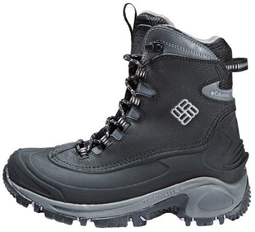 Columbia Women's Bugaboot Winter Boot, Black/Shale, 5.5 M