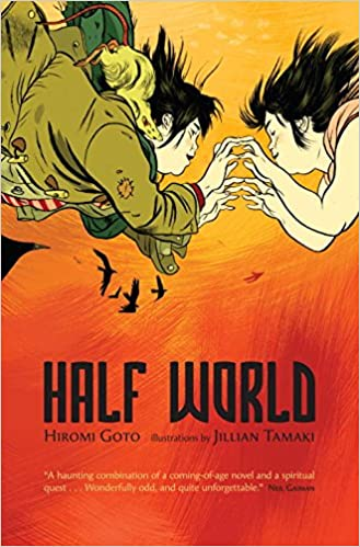 Image result for half world hiromi goto