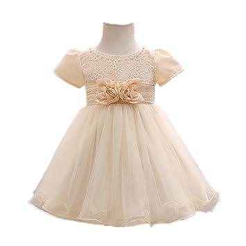 e691f3288c83a CHD ベビードレス 半袖 赤ちゃん 出産お祝い 子ども キッズ 女の子ドレス 子供ドレス キッズドレス ワンピース
