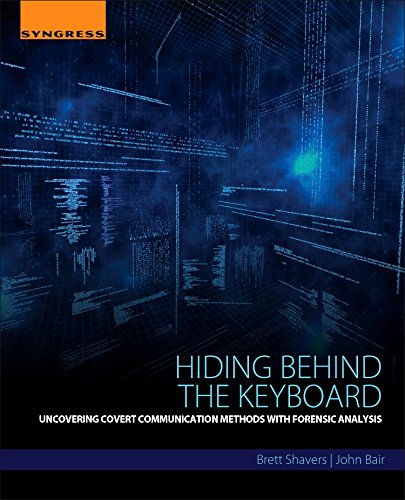 Hiding Behind the Keyboard: Uncovering Covert Communication Methods with Forensic - Ascii Keyboard