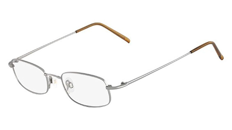 22fa5221fa66 Amazon.com: Flexon Flexon 603 Eyeglasses 035 Steel Demo 49 19 140: Health &  Personal Care