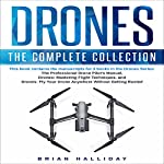 Drones: The Complete Collection | Brian Halliday